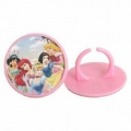 Disney Princess Party Rings with Cinderella
